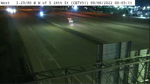 CB - I-29/80 @ W of S 24th St (51)