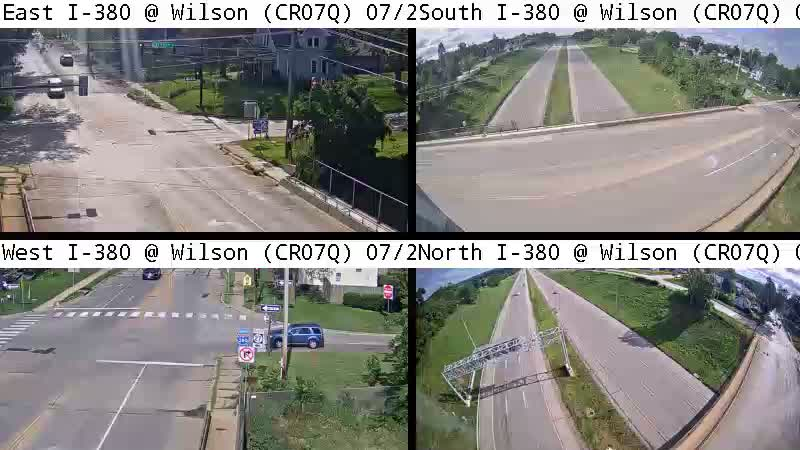 CR - I-380 @ Wilson Ave SW - WWD Quad(07Q)