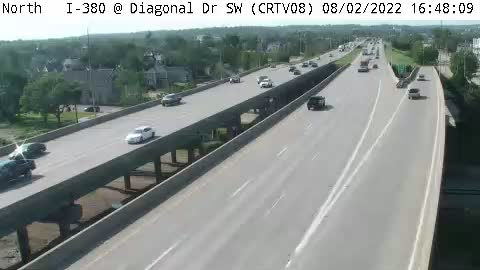 CR - I-380 @ Diagonal Dr SW (08)