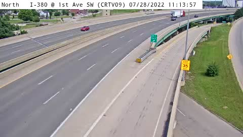 CR - I-380 @ 1st Ave SW (09)