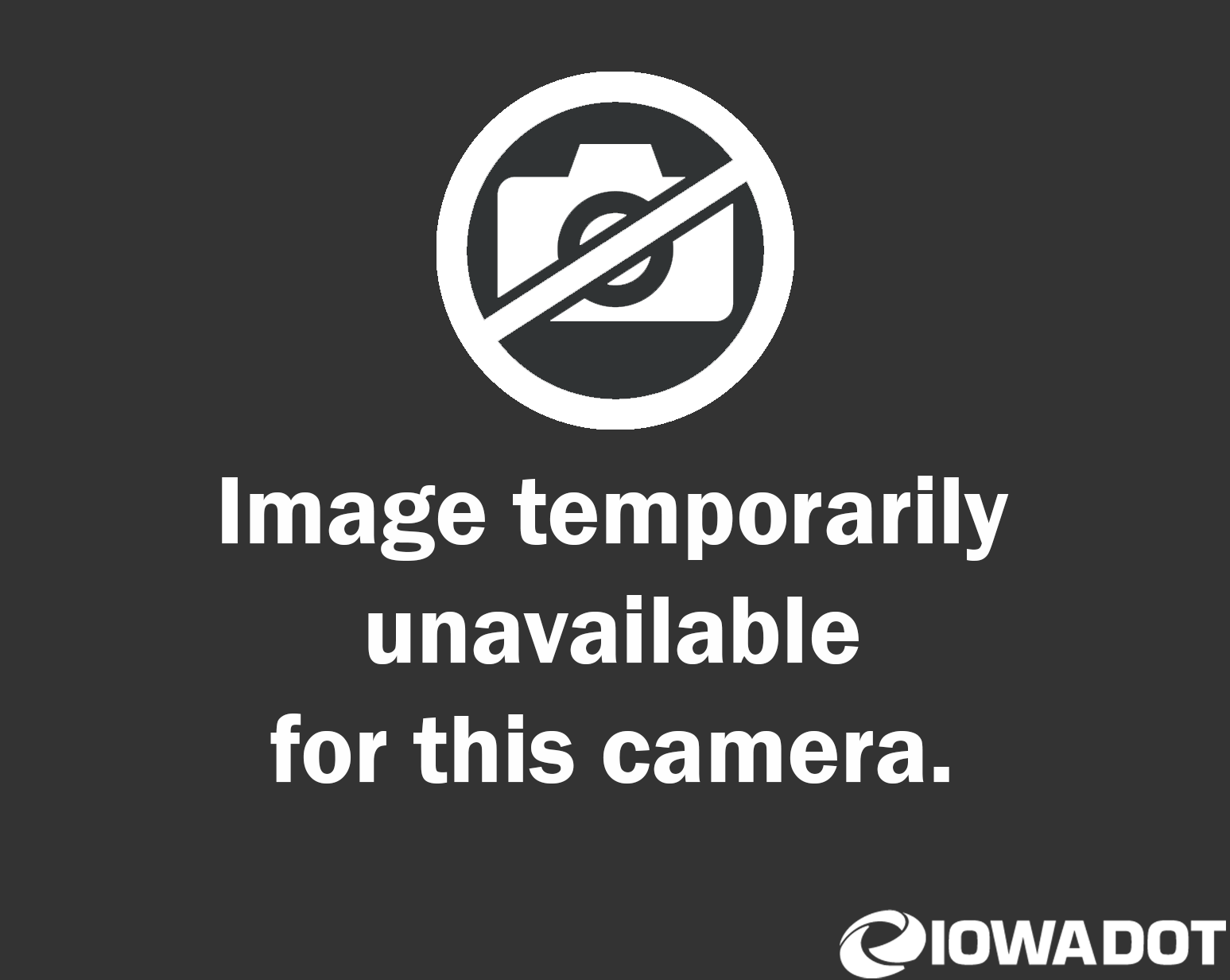 camera snapshot for 6L - I-74 @ South of 7th Ave IL (IWZ 3709)