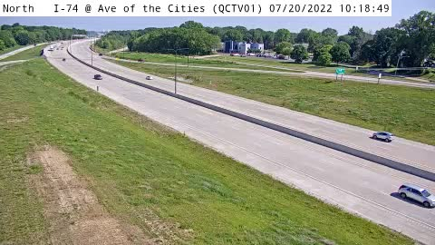QC - I-74 @ Avenue of the Cities (01)